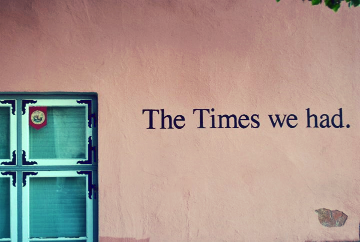 The times we had tallinn significato