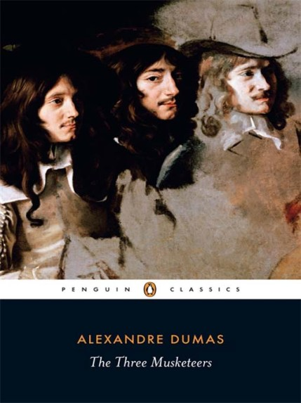 the three musketeers alexandre dumas penguin classics