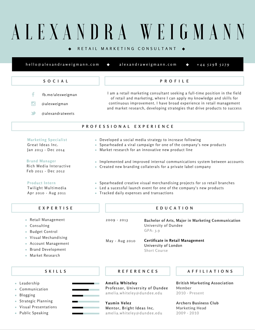 how to write your cv in a creative way  u2013 jumbleskine